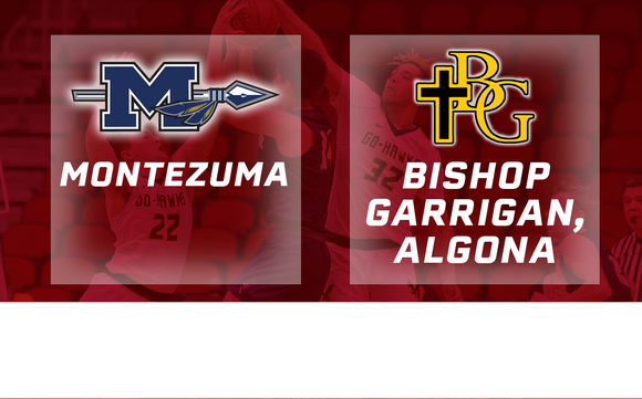 2019 Basketball Class 1A Quarterfinal (Montezuma vs. Bishop Garrigan, Algona) Digital Download