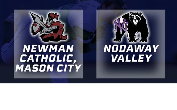 2016 Baseball Class 1A Quarterfinal (Newman Catholic, Mason City vs. Nodaway Valley) - Digital Download