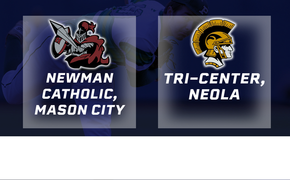 2018 Baseball Class 1A Quarterfinal (Newman Catholic, Mason City vs. Tri-Center, Neola)-Digital Download