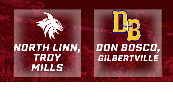2018 Basketball Class 1A Semifinal (North Linn vs. Don Bosco, Gilbertville) - Digital Download
