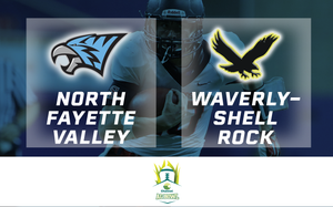 2018 Football Channel Seed Ag Bowl (North Fayette Valley vs. Waverly-Shell Rock) - Digital Download
