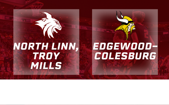 2018 Basketball Class 1A Quarterfinal (North Linn vs. Edgewood-Colesburg) - Digital Download