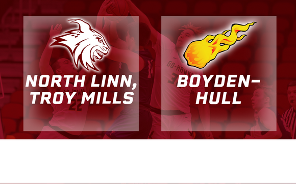 2019 Basketball Class 2A Championship (North Linn, Troy Mills vs. Boyden-Hull) - Digital Download