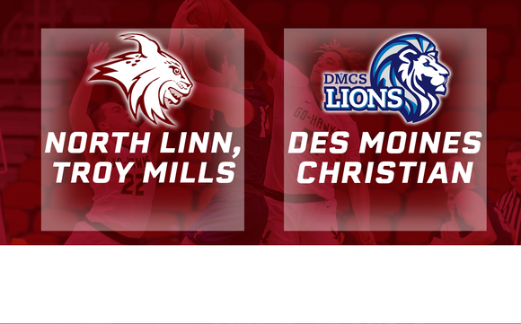 2019 Basketball Class 2A Quarterfinal (North Linn, Troy Mills vs. Des Moines Christian) Digital Download