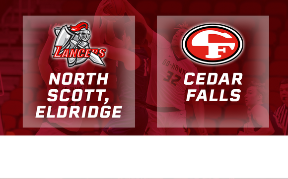 2019 Basketball Class 4A Semifinal (North Scott, Eldridge vs. Cedar Falls) Digital Download