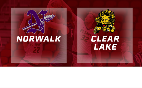 2019 Basketball Class 3A Semifinal (Norwalk vs. Clear Lake) Digital Download
