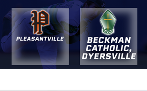 2016 Baseball Class 2A Quarterfinal (Pleasantville vs. Beckman Catholic, Dyersville) - Digital Download