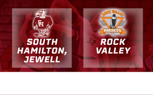2019 Basketball Class 2A Quarterfinal (South Hamilton, Jewell vs. Rock Valley) Digital Download