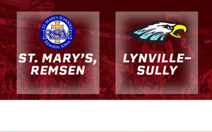 2018 Basketball Class 1A Quarterfinal (St. Mary's, Remsen vs. Lynville-Sully) - Digital Download