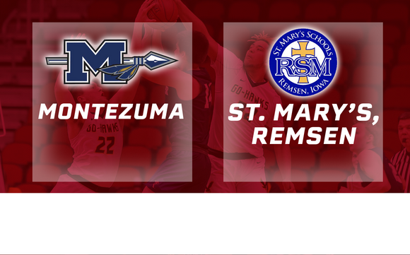 2019 Basketball Class 1A Consolation (Montezuma vs. St. Mary's, Remsen) Digital Download