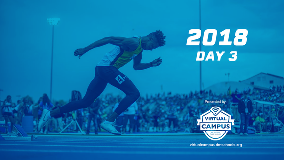 2018 State Track & Field Championships (Day 3) - Digital Download