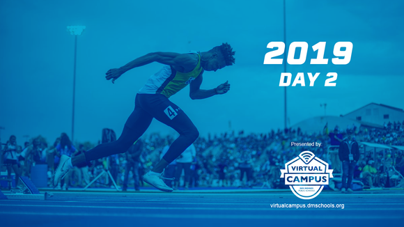 2019 State Track & Field Championships (Day 2) - Digital Download.