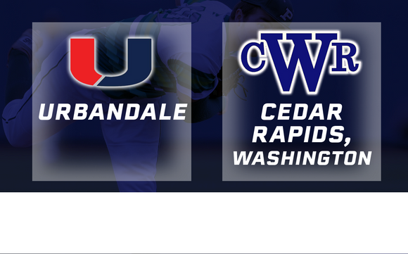 2018 Baseball Class 4A Championship (Urbandale vs. Cedar Rapids, Washington) - Digital Download