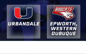 2018 Baseball Class 4A Semifinal (Urbandale vs. Epworth, Western Dubuque) - Digital Download