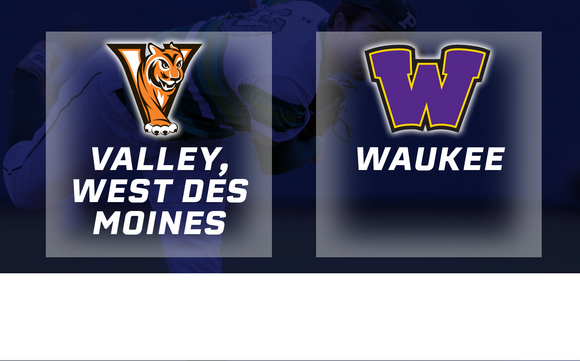 2018 Baseball Class 4A Quarterfinal (Valley, West Des Moines vs. Waukee) - Digital Download