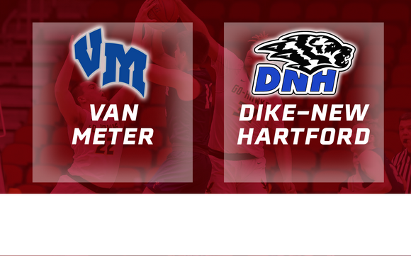 2019 Basketball Class 2A Quarterfinal (Van Meter vs. Dike-New Hartford) Digital Download