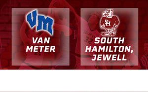 2019 Basketball Class 2A Consolation (Van Meter vs. South Hamilton, Jewell) Digital Download