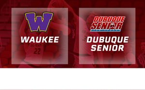 2019 Basketball Class 4A Semifinal (Waukee vs. Dubuque, Senior) Digital Download
