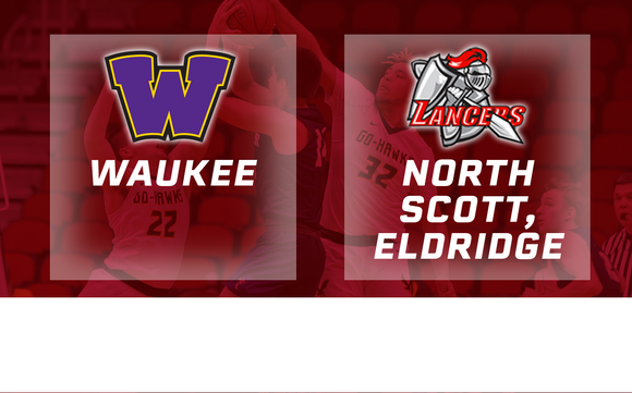 2019 Basketball Class 4A Consolation (Waukee vs. North Scott, Eldridge) Digital Download