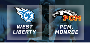 2018 Football Class 2A Semifinal (West Liberty vs. PCM, Monroe) Digital Download