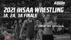 2021 State Wrestling Semifinals and Finals