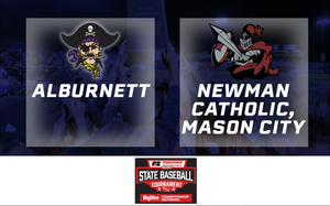 2019 Baseball Class 1A Championship (Newman Catholic vs. Alburnett) - Digital Download