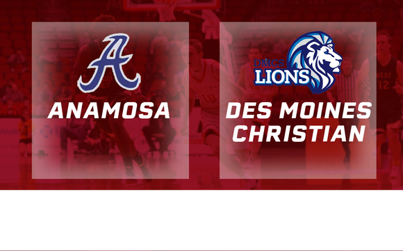 2016 Basketball Class 2A Quarterfinal (Anamosa vs. Des Moines Christian) Digital Download