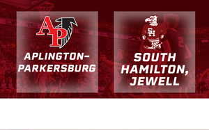 2018 Basketball Class 2A Quarterfinal (Aplington-Parkersburg vs. South Hamilton, Jewell) - Digital Download