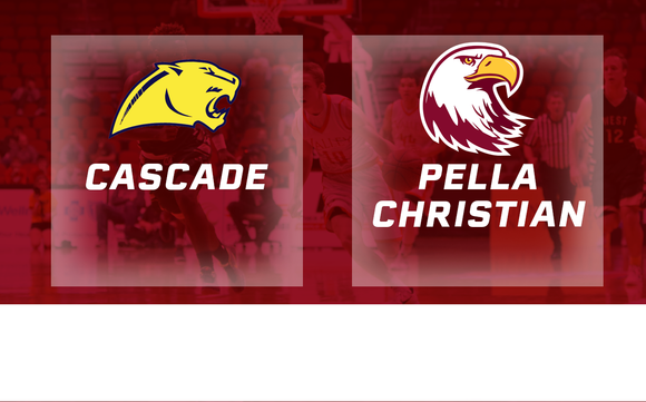 2016 Basketball Class 2A Semifinal (Cascade, Western Dubuque vs. Pella Christian) Digital Download