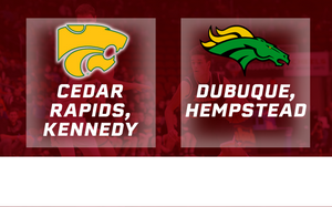 2017 Basketball Class 4A Quarterfinal (Cedar Rapids, Kennedy vs. Dubuque, Hempstead) - Digital Download