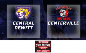 2019 Baseball Class 3A Quarterfinal (Central DeWitt vs. Centerville) - Digital Download