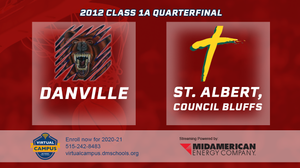 2012 Basketball Class 1A Quarterfinal (Danville vs. St. Albert, Council Bluffs) Digital Download