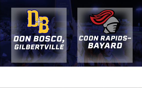 2019 Baseball Class 1A Quarterfinal (Don Bosco, Gilbertville vs. Coon Rapids-Bayard) - Digital Download