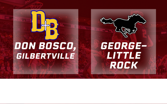 2018 Basketball Class 1A Quarterfinal (Don Bosco, Gilbertville vs. George-Little Rock) - Digital Download