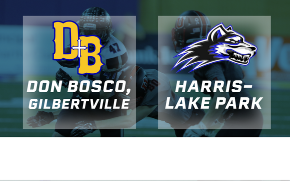 2016 Football 8-Player Final (Don Bosco, Gilbertville vs. Harris-Lake Park) - Digital Download