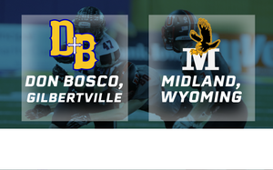 2016 Football 8-Player Semifinal (Don Bosco, Gilbertville vs. Midland, Wyoming) - Digital Download