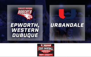 2019 Baseball Class 4A Quarterfinal (Western Dubuque, Epworth vs. Urbandale) - Digital Download