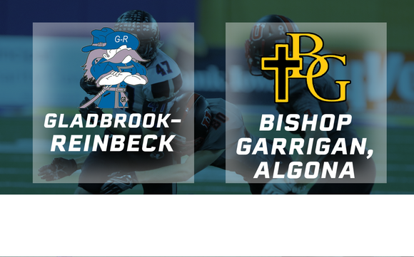 2016 Football Class A Final (Gladbrook-Reinbeck vs. Bishop Garrigan, Algona) - Digital Download