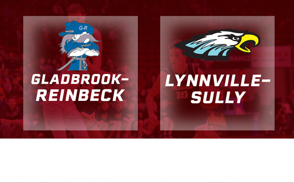 2017 Basketball Class 1A Quarterfinal (Gladbrook-Reinbeck vs. Lynnville-Sully) - Digital Download