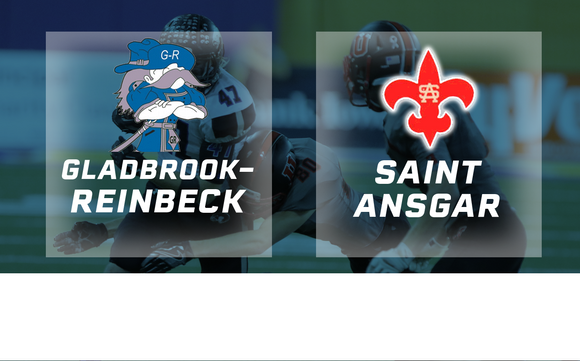 2016 Football Class A Semifinal (Gladbrook-Reinbeck vs. Saint Ansgar) - Digital Download
