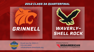 2012 Basketball Class 3A Quarterfinal (Grinnell vs. Waverly-Shell Rock) Digital Download