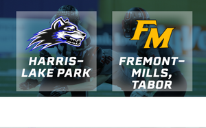 2016 Football 8-Player Semifinal (Harris-Lake Park vs. Fremont-Mills, Tabor) - Digital Download