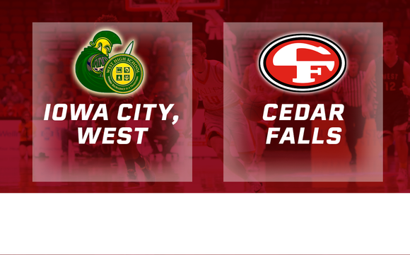 2016 Basketball Class 4A Semifinal (Iowa City, West vs. Cedar Falls) Digital Download