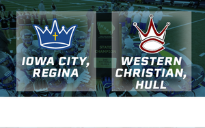 2015 Football Class 1A Final (Regina, Iowa City vs. Western Christian, Hull) - Digital Download