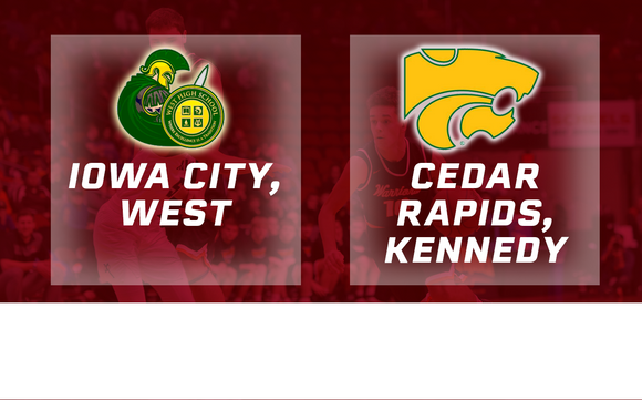 2017 Basketball Class 4A Semifinal (Iowa City, West vs. Cedar Rapids, Kennedy) - Digital Download