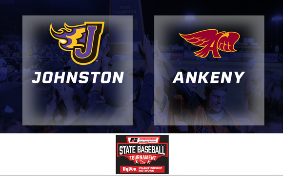 2019 Baseball Class 4A Quarterfinal (Johnston vs. Ankeny) - Digital Download