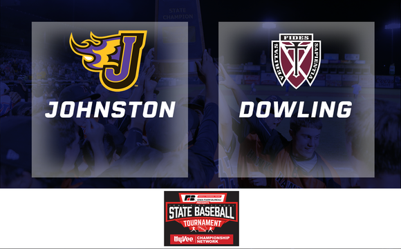 2019 Baseball Class 4A Semifinal (Johnston vs. Dowling Catholic, West Des Moines) - Digital Download