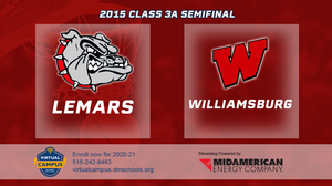 2015 Basketball Class 3A Semifinal (LeMars vs. Williamsburg) Digital Download
