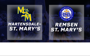 2019 Baseball Class 1A Quarterfinal (Martensdale St. Marys vs. St. Mary's, Remsen) - Digital Download