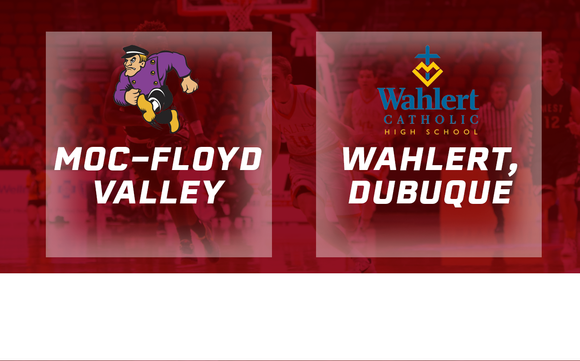2016 Basketball Class 3A Quarterfinal (Wahlert Catholic, Dubuque vs. MOC-Floyd Valley) Digital Download
